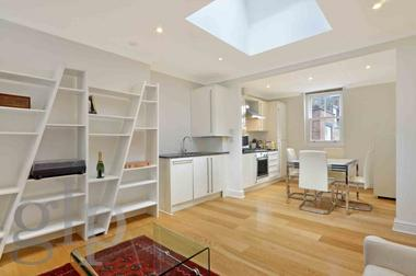 One bedroom at Villiers Street, London, WC2N, 6AR