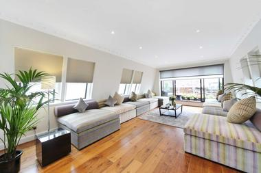 Presidential Penthouse at Sheperds Street, Mayfair, W1J, 7JH