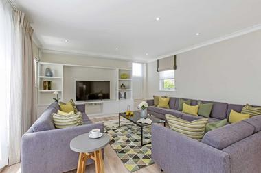 Newly Refurbished Penthouse at Chesham Court, Belgravia, SW1X, 8HJ