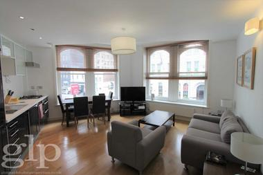 One Double Bedroom at Great Marlborough Street, Soho, W1F, 7JG