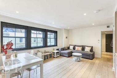 Double Bedroom at St Martins Lane, Covent Garden, WC2N, 4AA