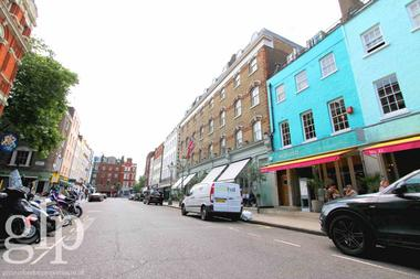 One Double Bedroom at Charlotte Street, Fitzrovia, W1T, 1RW