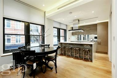 Three Double Bedrooms at Wardour Street, Soho, W1F, 8ZX