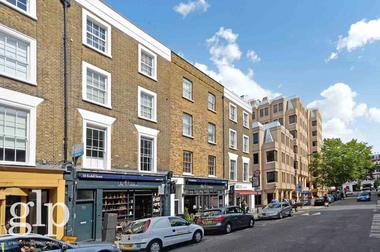 Double Bedroom at Endell Street, Covent Garden, WC2N, 9BD