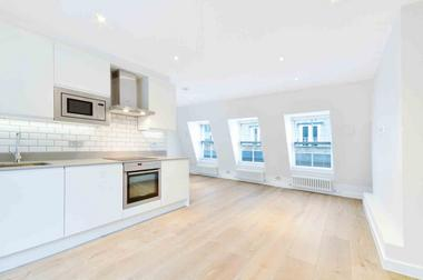 Two Double Bedrooms at New Row, Covent Garden, WC2N, 4LJ