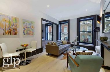 Double Bedroom at King Street, Covent Garden, WC2E, 8JS