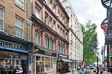 Great Location By The Embankment at Villiers Street, Covent Garden, WC2N, 6ND