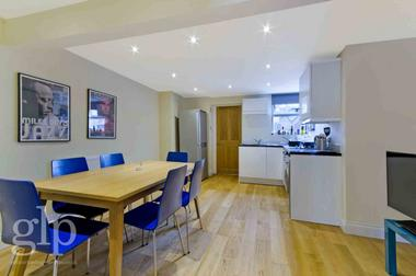 Two Double Bedrooms at Berwick Street, Soho, W1F, 8RN