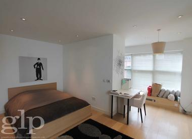 Large Studio at Marshall Street, Soho, W1F, 9BA