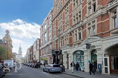 Large Studio at St Martins Lane, Covent Garden, WC2N, 4AX