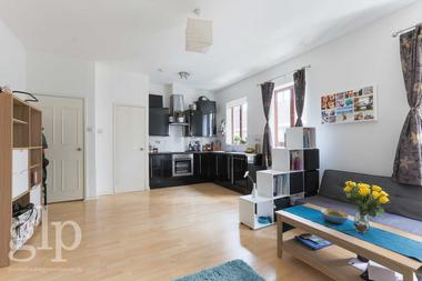 Large open-plan living room at Marshall Street, Soho, W1F, 9BE