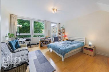 Three double bedrooms at Albany Street, Great Portland Street, NW1, 4EG
