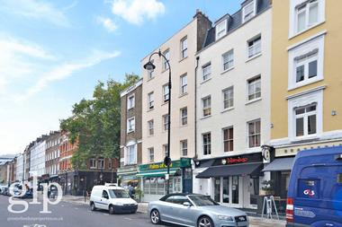 One Double Bedroom at Charlotte Street, Fitzrovia, W1T, 2LT