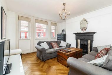 Two Double Bedrooms at Transept Street, Marylebone NW1, 5EL