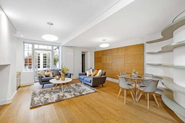 Two Double Bedrooms at Devonshire Place, London, 6HT