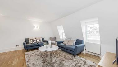 Two Double Bedrooms at Garbutt Place, London, W1U, 4DS