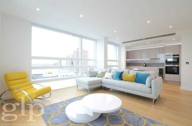 Two Double Bedrooms at Holland Park Avenue, Holland Park, 4XB
