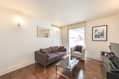 Bedroom at Weymouth Street, London, W1, 5BX