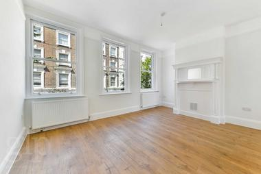 Refurbished at Rugby Street, Bloomsbury, 3QT