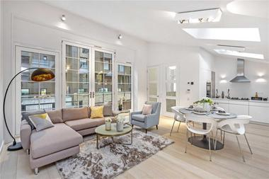 Three Double Bedrooms at Bridford Mews, London, W1W, 5BJ