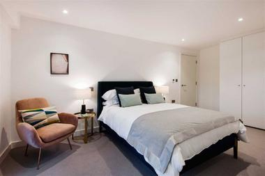 Two Double Bedrooms at Weymouth Street, Marylebone W1, 7BW