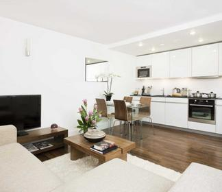 Two Double Bedrooms at Weymouth Street, London, W1, 5BX