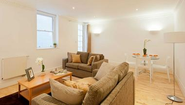 One Bedroom Apartment at Harley Street, Marylebone W1, 8QP