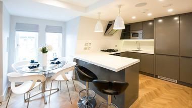 Top Floor at New Cavendish Street, Marylebone W1G, 8UG