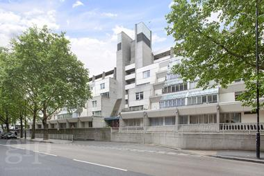 Two bedrooms at Brunswick Centre, London, WC1N, 1NZ