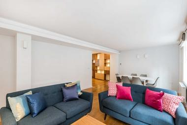 No Admin Fees at Bulstrode Street, Marylebone W1, 2JF
