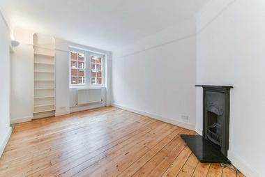 Two double bedrooms at Tavistock Place, Bloomsbury, WC1H, 9SA