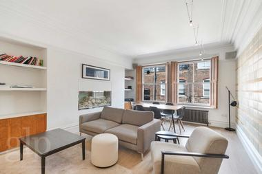 Three Double Bedrooms at Bedford Avenue, Bloomsbury, 3AD