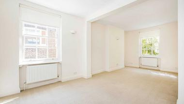 Two Double Bedrooms at Block J Ossington Buidings, Marylebone, 4BR