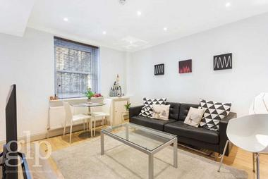 One bedroom at Herbrand Street, London WC1N, 1JG
