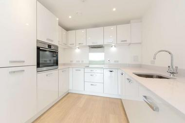One Double Bedroom at Atkins Square, Hackney, 1FA