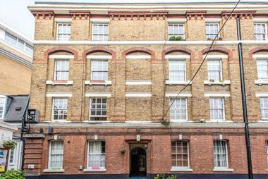 Two Double Bedrooms at Gibson Gardens, Stoke Newington, 7HB