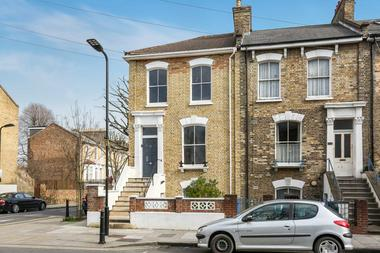 Four Bedroom House at Cecilia Road, Dalston, 2EP