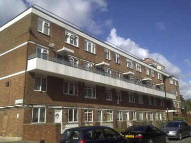Two Bedrooms at Weymouth Terrace, Hackney, 8LP