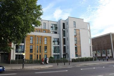One Bedroom at Romford Road, Stratford, 4EH