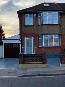 Three Bedrooms at Horns Road, Barkingside, 1DF