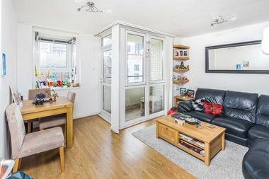 One Bedroom at Manningford Close, London, 7HP