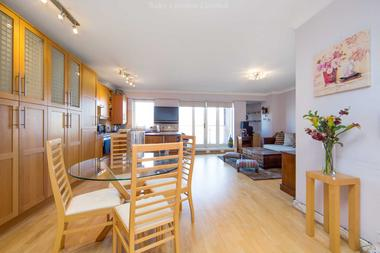 2 Bedrooms at NINE ELMS LANE, VAUXHALL, SW8, 5DF