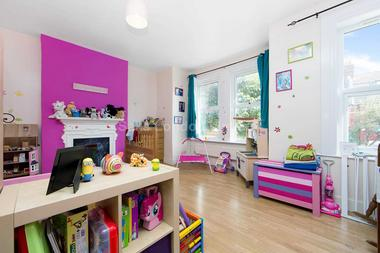 Brilliant and snazzy three room split level at Fernside Road, Balham, SW12, 8LL