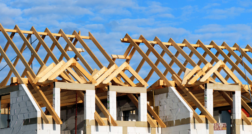 New home planning 'permissions' are up in England but system remains a constraint