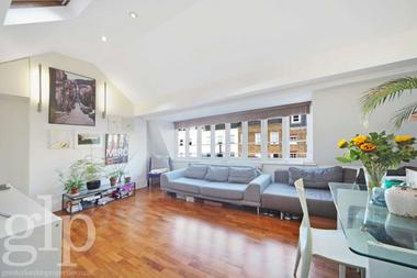 Double Bedroom at Charlotte Street, Fitzrovia, W1T, 1RW