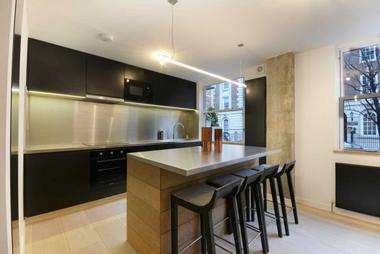 One Bedroom at Weymouth Street, London, 5BX