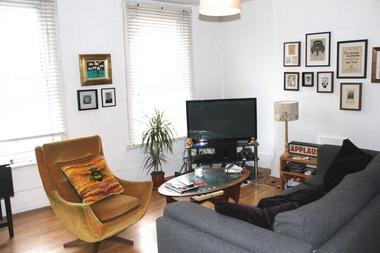 Two Double Bedrooms at Mare Street, Hackney, 3QE