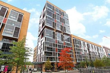 Two Double Bedrooms at Dalston Square, Dalston, 3BQ