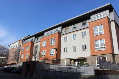 One Double Bedroom at San House, Homerton, 5DL