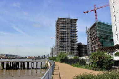 Q1 2017 Completion at Royal Wharf, London E16, 2SB